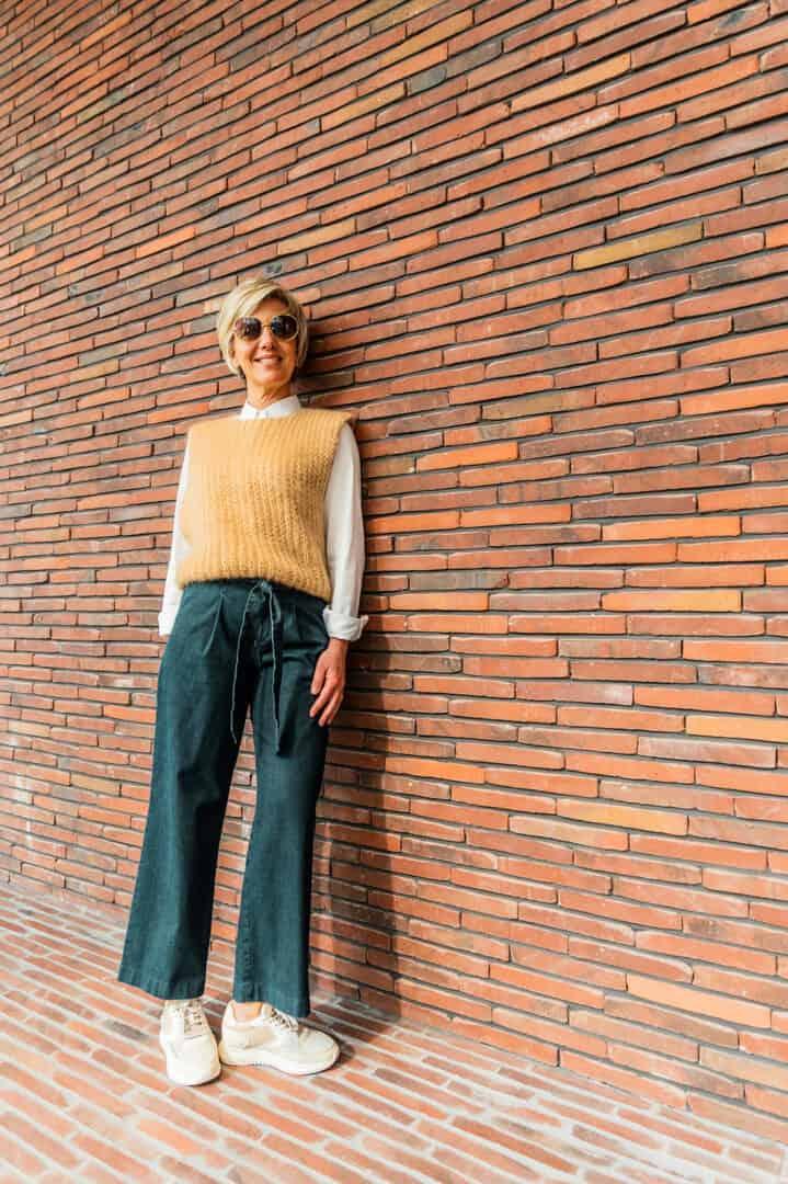 brax broeken jeans wijd zevenachtste tineb oudenaarde