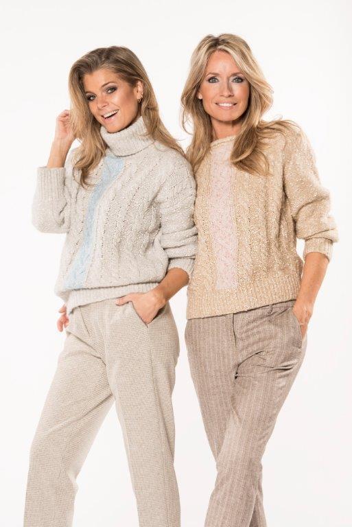 tweed truien anneclaire 51 tineb oudenaarde damesmode